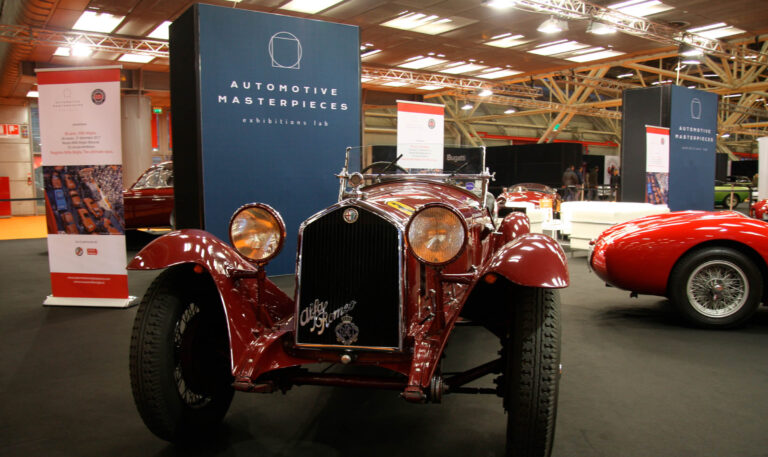 Automotive Masterpieces
